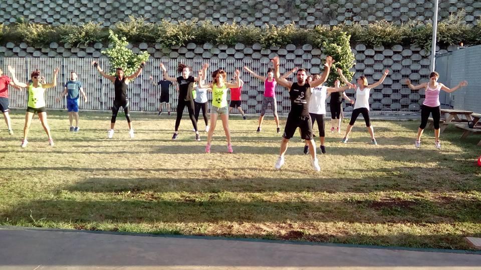 Studio Fitness Functional training