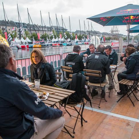 Espace partenaire Normandy Channel Race