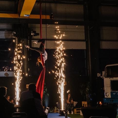 Inauguration garage Volvo Mondeville