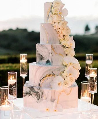 Le wedding cake, une tradition incontournable !
