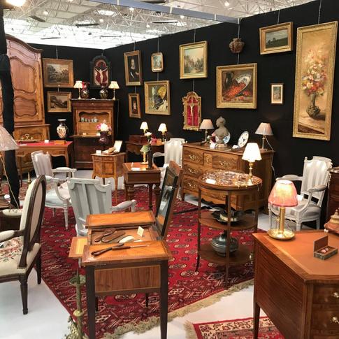 Salon des Antiquaires Clermont Ferrand