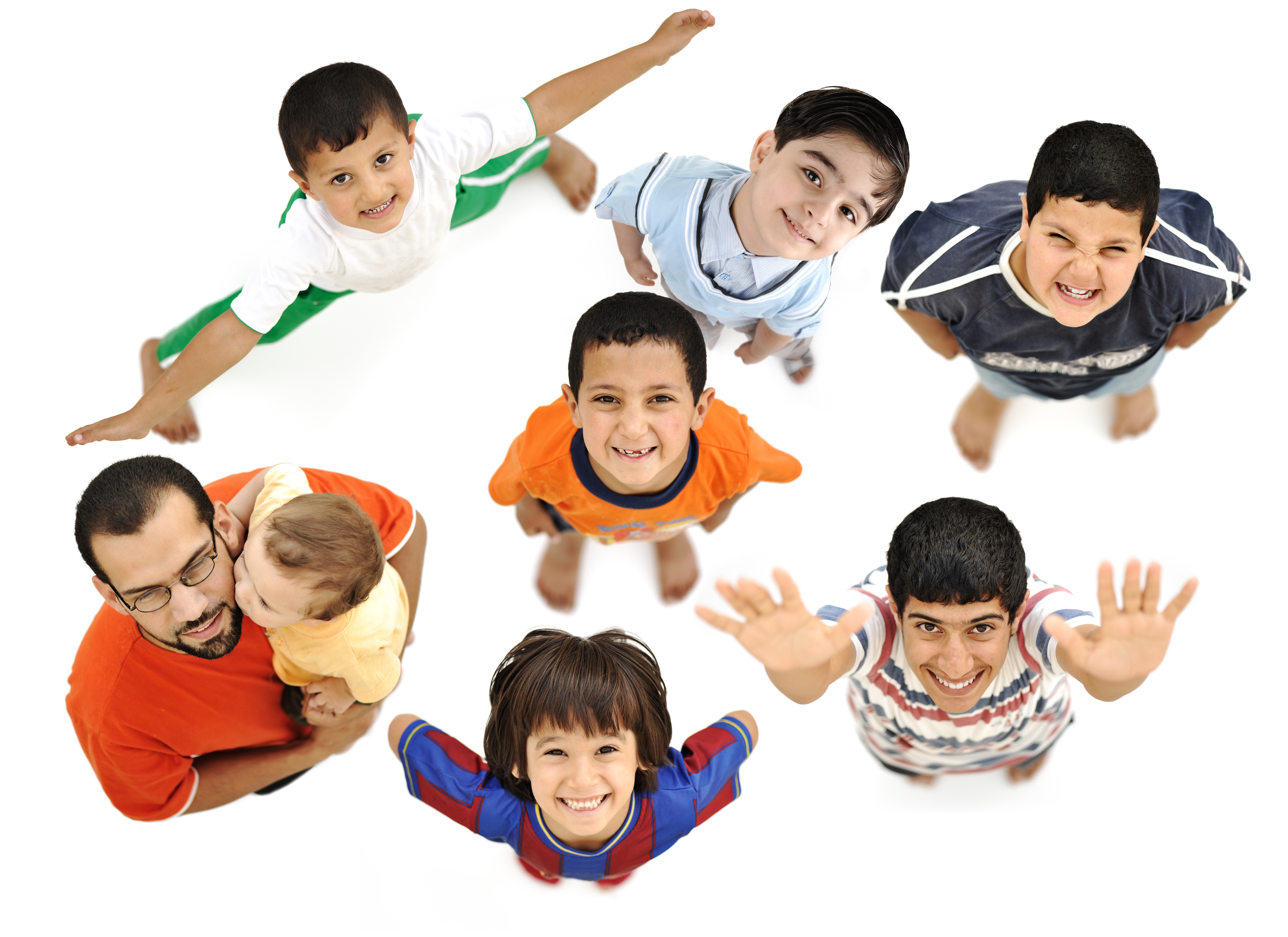 happy-children-positive-fresh-smiling-boys-from-above-different-angle-isolated-on-white-full-body-fa
