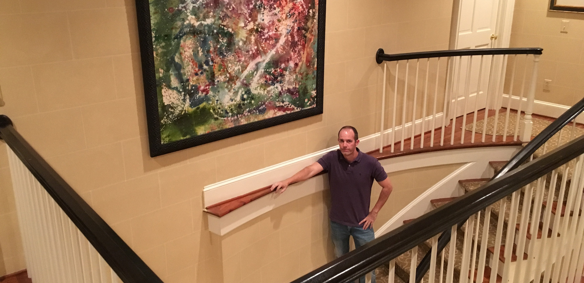 Rob-Shaw-portrait-hanging
