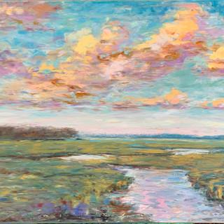 Spring Marsh