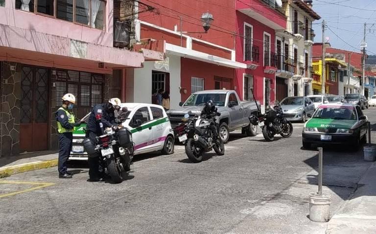 HOMICIDIO EN EL CENTRO DE XALAPA.