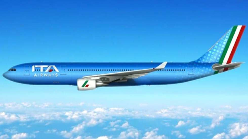 ITA AIRWAYS LA NUEVA AEROLINEA ITALIANA.