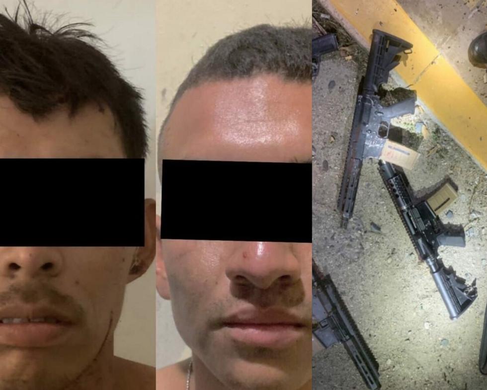 DETENIDOS Y DOS MUERTOS TRAS PERSECUSIÓN EN TIJUANA.