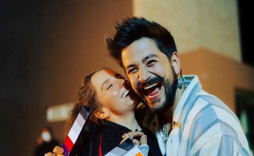 Camilo y Evaluna anuncian que serán padres