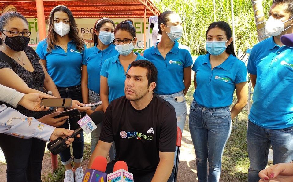 SALVADOR CABAÑAS INAGURA CLINICA DE REHABILITACION EN MORELOS.