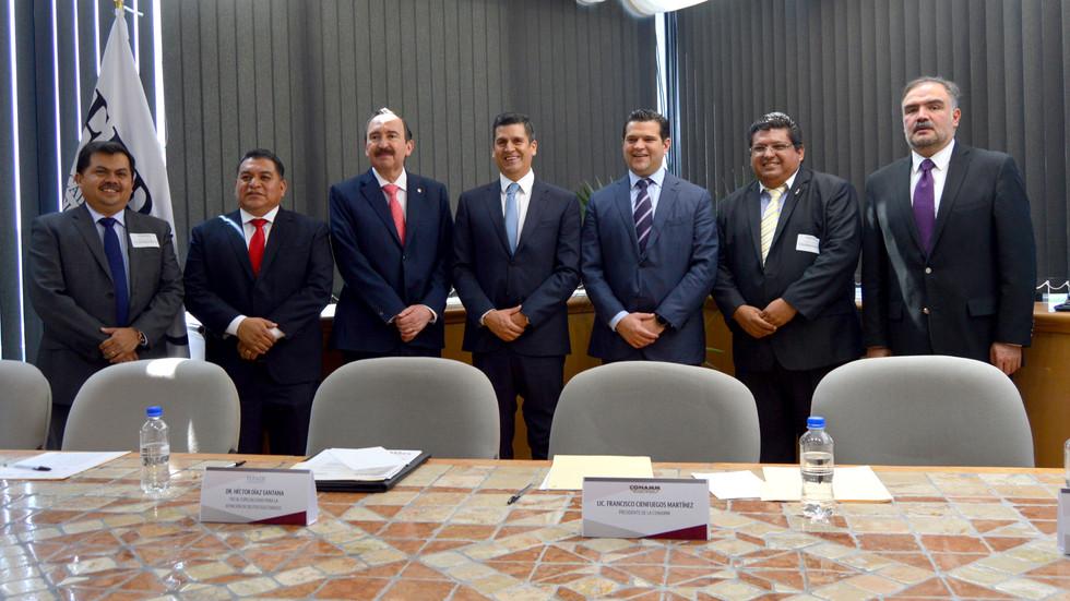 Proceso democrático y seguro, garantiza Toño Aguilar