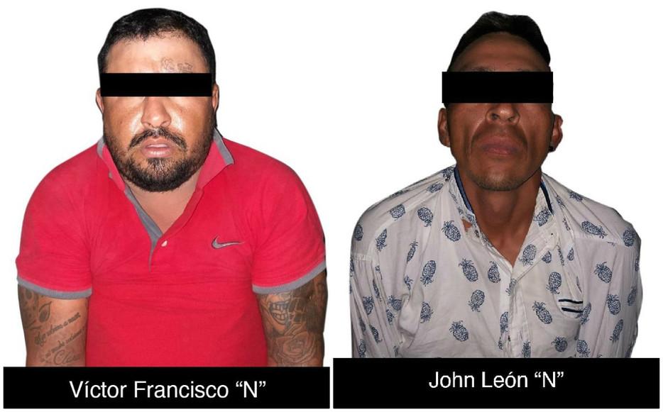 Detienen a dos presuntos secuestradores tras enfrentamiento en Córdoba Veracruz