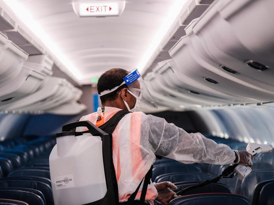 Tamaulipas busca a 13 pasajeros del vuelo con paciente positivo a variante británica de coronavirus