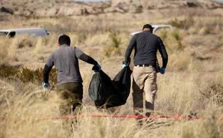 Encuentran cien restos de cadáveres en ocho narcofosas clandestinas