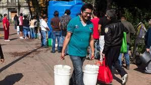 Acapulco se queda sin agua potable por un incendio forestal