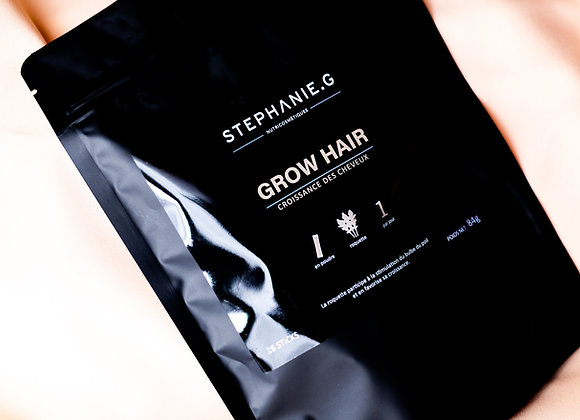 GROW HAIR - 28 jours