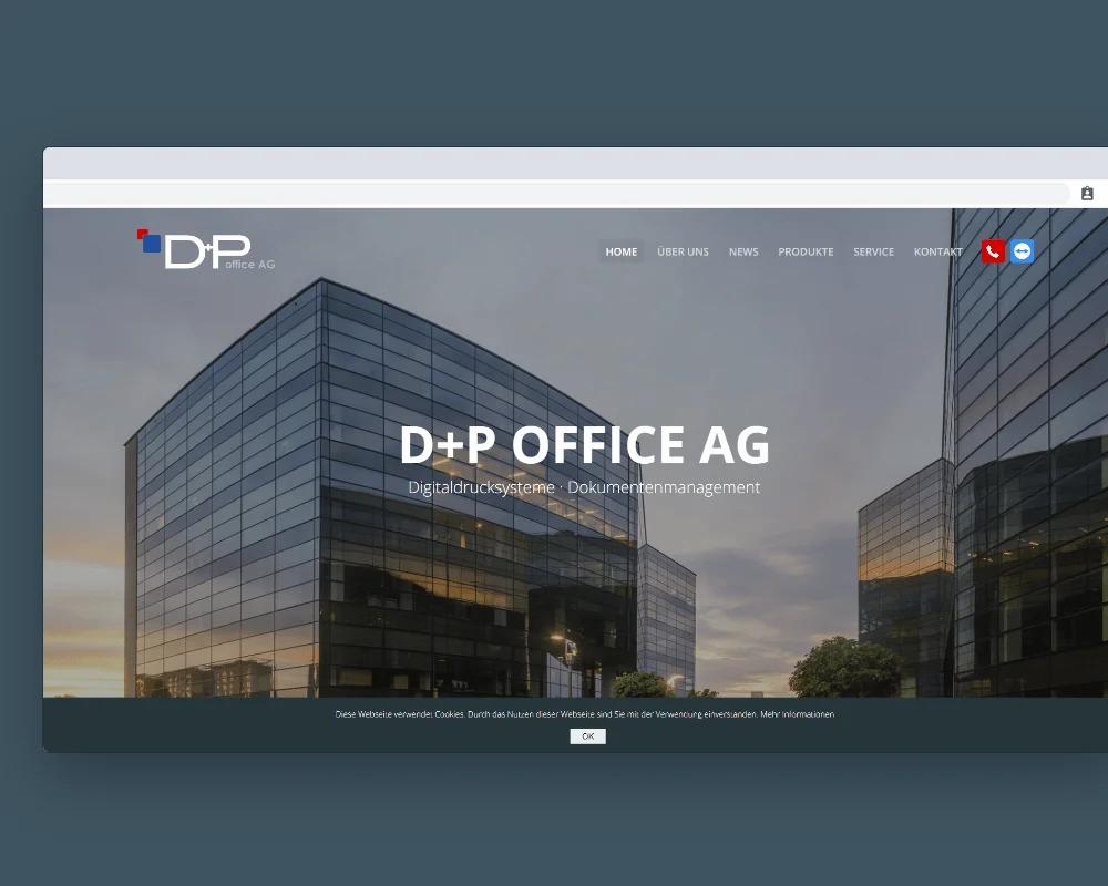 D+P Office AG