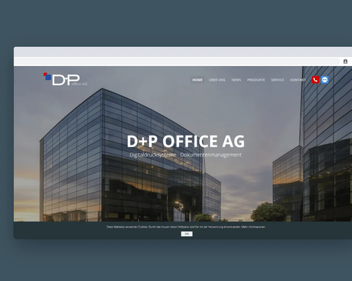 D+P Office AG