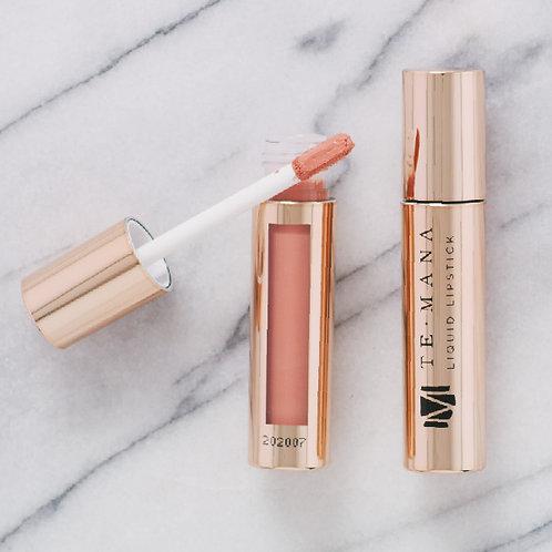 TeMana Liquid Lipstick (Peach Passion)