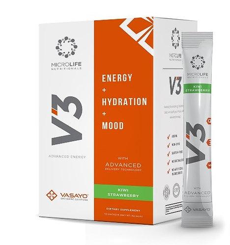Energy - Vasayo MICROLIFE V3