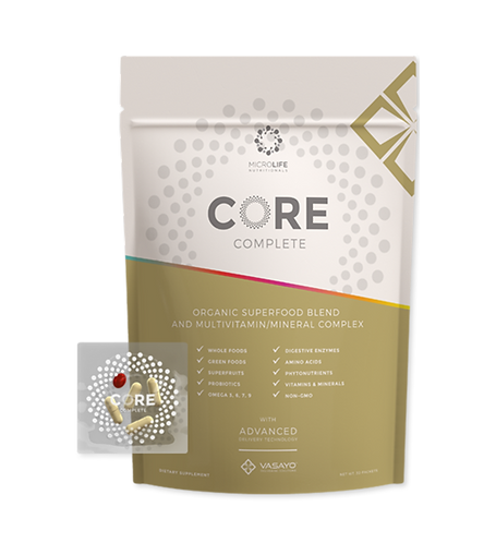 Core Complete - Vasayo MicroLife Nutritionals