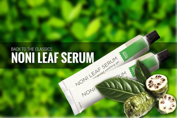 Morinda Noni Juice Classics - Noni Leaf  Serum