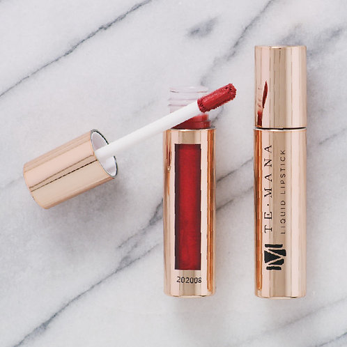 TeMana Liquid Lipstick (Deep Orchid)