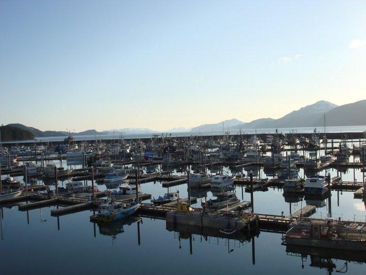 Cordova, Alaska Harbor