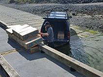 SHIPPING FRESH COPPER RIVER SALMON