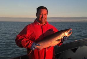 Sunshine on My Salmon