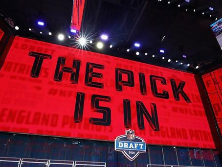 Pre Draft Adjustments - Final 2020 NFL Mock Draft V 4.0