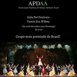 Gala Festivais 2021
