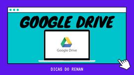 Como usar o Google Drive!