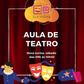 Aula de Teatro - Nova turma Cia Tearte