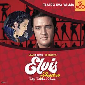 Adam Roman Apresenta Elvis Acústico
