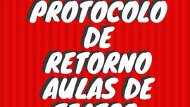 Protocolo de retorno Aulas de Teatro Cia Tearte