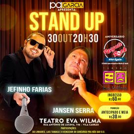 Rafael Garcia Apresenta Stand Up Comedy