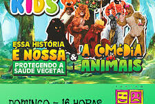 Teatro Kids 2 em 1