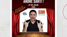 Tbt do Eva - André Santi