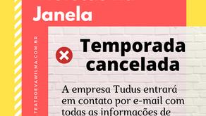 Violetas na Janela - Temporada Cancelada