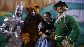 TBT do Eva - O Mágico de Oz Cia Tearte