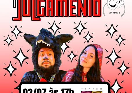 Fim de semana no Teatro Eva Wilma - Chapeuzinho Vermelho e Moana