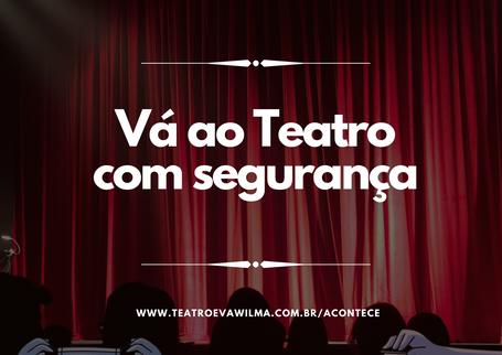 Teatro Eva Wilma com capacidade reduzida