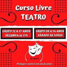 O Teatro pode te ajudar nesse retorno das atividades!