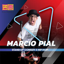 Feeling Stand Up Comedy com Marcio Pial
