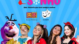 Dia das crianças no Teatro Eva Wilma