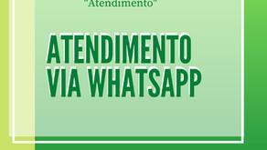 Conheça nosso atendimento via Whatsapp