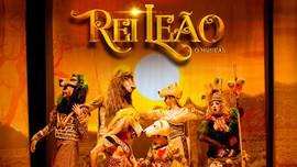 Nova data: Rei Leão o Musical