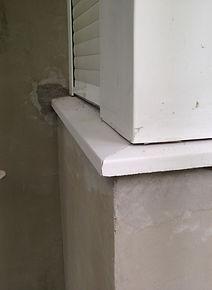 Rehabilitación de fachadas con sistema de aislamiento térmico de mortero base corcho por el exterior