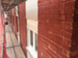 fachadas de azulejos, imprimaciones y consolidantes, tratamientos totales de fachada, arreglos de Fachadas Cantabria, fachadas de gresite, impermeabilización de patios interiores, Solución de goteras en comunidades de vecinos, pintura de fachadas en Santander