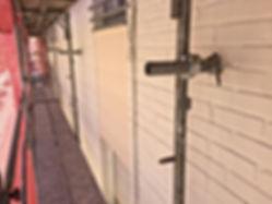 Tratamientos de impermeabilidad en torrelavega, reparación de fachadas con revestimientos y pinturas.